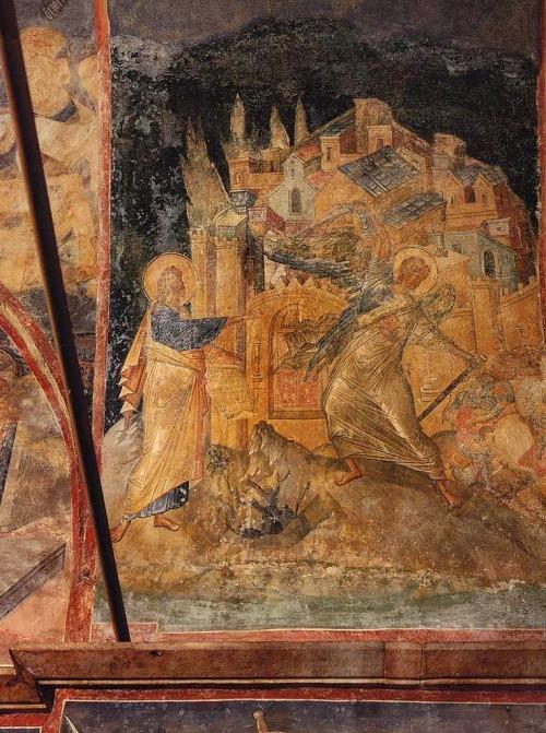 Οι τοιχογραφίες της Μονής της Χώρας στην Κωνσταντινούπολη http://leipsanothiki.blogspot.be/