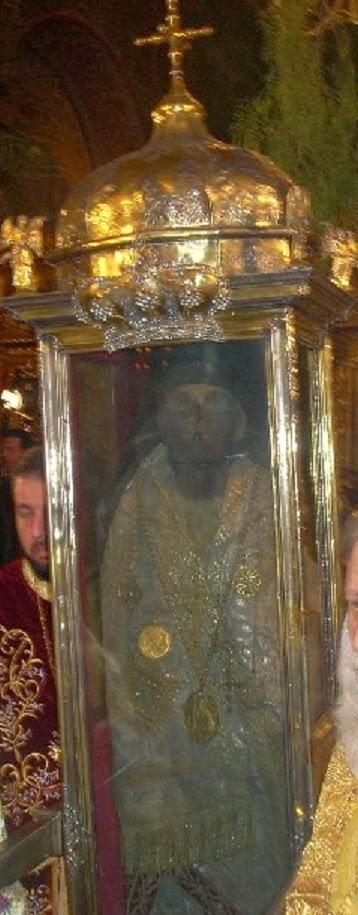 Τα ιερά λείψανα ως πνευματικά φράγματα http://leipsanothiki.blogspot.be/